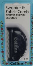 Collins Wool/Fabric COMB Knitwear D-FUZZ-IT Bobble/Lint Remover