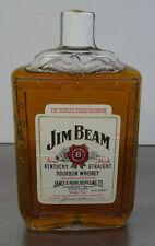 1L = 198,67 € - JEAM BEAM Bourbon Whisky  0,75l  ~1970er
