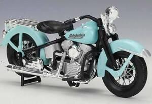 "1:18 1946 Harley-Davidson FL Knucklehead - John ""JT"" Teller - Son's of Anarchy M"