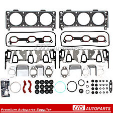 Head Gasket Set Fits 05-09 Chevrolet Equinox Pontiac Torrent 3.4 OHV 12V VIN 9