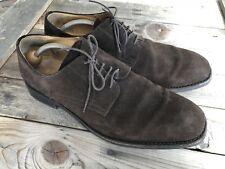 SEBAGO Mens Sues Leather Plain Toe Oxford Casual Lace Up Dress Shoes 13  189 e8aed0240