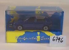 Herpa 1/87 Sondermodell VW Volkswagen Golf Dankeschön Europa OVP #6796