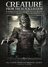 The Creature From The Black Lagoon: The Legacy Collection (DVD, 2014 2-Disc Set)