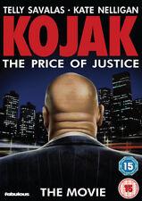 Kojak: The Price of Justice DVD (2017) Telly Savalas, Metzger (DIR) cert 15