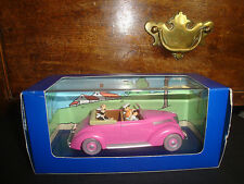 Tintin - Ford Club Cabriolet V8-78 from King Ottokar's Sceptre - No. 69