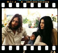 John Lennon ULTRA RARE Negative Collection With FULL Copyrights