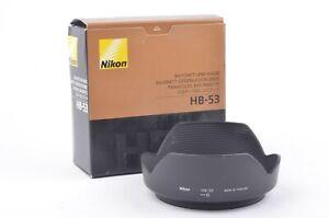 EXC++ GENUINE NIKON HB-53 LENS HOOD FOR NIKON AF-S NIKKOR 24-120mm f/4 G ED