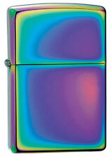 """Zippo """"Spectrum"""" Finish Full Size Lighter, Full Size, 151"""
