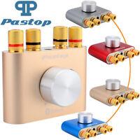 New Bluetooth Headphone AMP Mini Amplifier Audio Receiver HiFi Stereo Power 100W