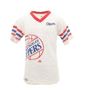 Los Angeles Clippers official Blake Griffin 32 NBA Youth Girls Sheer T-shirt