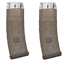 RAP4 T68 468 DMag D-Mag Helix 20rd Round Paintball Magazine - 2 Pack - Tan