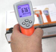 Dual Laser Optical Focus Temperature Hand Gun Non Contact Infrared Thermometer