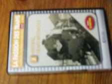 $$  DVD La Passion des Trains n°3 Mistral train mythique / conducteur de train