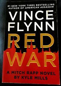 Red War by Vince Flynn, Kyle Mills (Paperback, 2019)