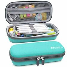 Aiscool Hard Pen Pencil Case Pouch Holder Big Capacity Stationery Box for School