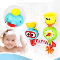 Baby Kinder Spielzeug Wasserspielzeug Badewanne spielzeug Badespaß Badespielzeug