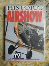 Historic Airshow Planes TV Aviation DVD