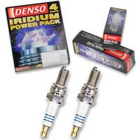 2pc Denso 5363 Iridium Power Spark Plug for IU27 IU27 Tune Up Kit wl