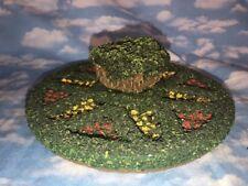 .JG Miniatures JGM #98 Round Garden Centerpiece Facade 1/30-1/32 54-60MM Diorama