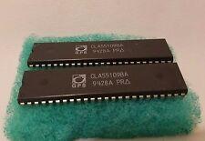 Lot of 2 GPS CLA55109BA 9428A PRΔ IC Semiconductor Chips 48-Pin