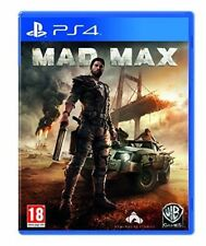 Mad Max Sony PS4 18 Action Game