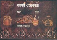 INDIA 2017 Coffee Beverage Gastronomy Miniature sheet  MNH