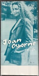 Joan Osbourne Relish 1995 PROMO POSTER