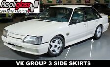 VK COMMODORE GROUP 3 SIDE SKIRTS WITH DOOR SPATS