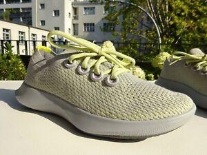 ALLBIRDS TD Tree Dashers Damen Stretch Wolle Lauf Schuhe Sneaker Gr.39(UK6) Neuw