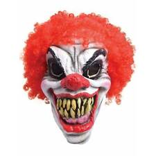 PENNYWISE IT masque latex clown Horreur Effrayant tueur déguisement halloween