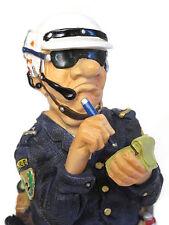 Profisti-poliziotto scultura personaggio 20613g