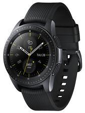 Samsung Galaxy Watch SM-R815 42mm Schwarz Gehäuse mit Klassisches Armband in Onyx Black - LTE (Telekom Mobilfunk)