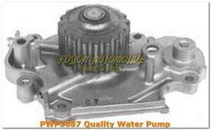 Water Pump for HONDA Accord CC 2.3L H23A 1993 on PWP3087G