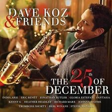 Dave Koz & Friends: The 25th Of December - Damaged Case