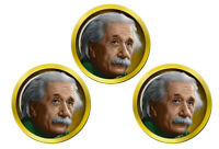 Albert Einstein Marqueurs de Balles de Golf