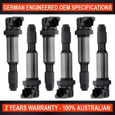 6 x Ignition Coil for BMW 525 530 540 E60 645 650 735 740 750 M3 X3 E83 Z3 Z4