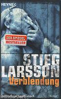 *- VERBLENDUNG - Stieg LARSSON  tb  (2006)