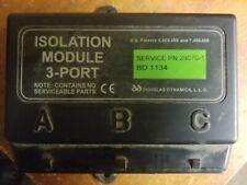 Fisher Fischer 3 Port Green Tag Isolation Module Mm2  3 Plug Fleet Flex 29070-1