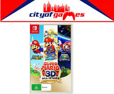 Super Mario 3D All Stars Nintendo Switch Game Brand New In Stock
