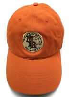 MARY'S RIVER (OR) orange adjustable cap / hat - Oregon