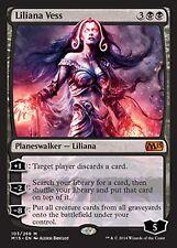 MRM FRENCH Liliana Vess MTG magic M10-15