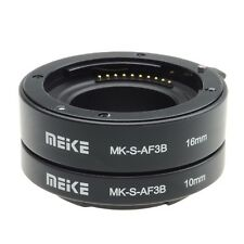 Meike Automatic Extension Tube For Sony E-Mount NEX-7 NEX-6 NEX-5R NEX-3N NEX-F3