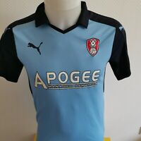 superbe maillot  de football ROTHERHAM  puma taille s