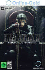 Final Fantasy XV Windows Edition - FF15 Key - PC Steam Digital Code [RPG][DE/EU]