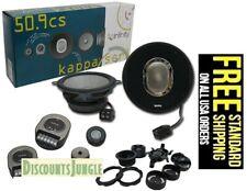 "INFINITY KAPPA 50.9cs 5-1/4"" 2-WAY CAR AUDIO COMPONENT SPEAKERS repl. by 50.11cs"