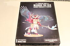 Warhammer Chaos Space Marines Thousand Sons Magnus the Red New in Box