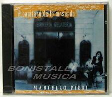 MARCELLO PIERI - IL CAPITANO DELLA MASNADA -CD Sigillato