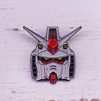 Gundam Enamel Pin Japanese Anime Manga badge