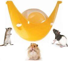 Sputnik Hanging Hammock - Floor Standing Den Retreat Bed House Rats Mice Gerbils