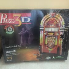 Sealed New Wrebbit Puzz3D Foam Rock Ola Jukebox 365 pies